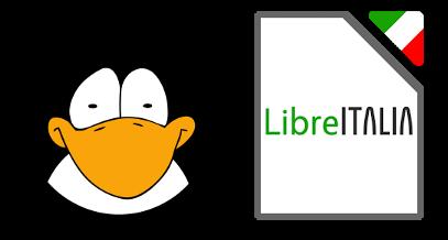loghi bglug e libreoffice