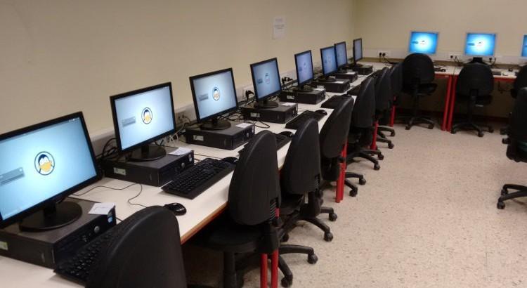 BgLUG - laboratorio scuola con Linux