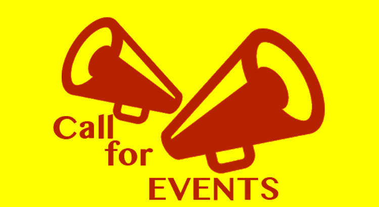 call for events